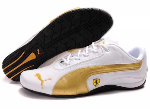 chaussure puma cuir,chaussure de sport a la mode