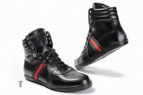 142fc64e2ce chaussure gucci montant homme