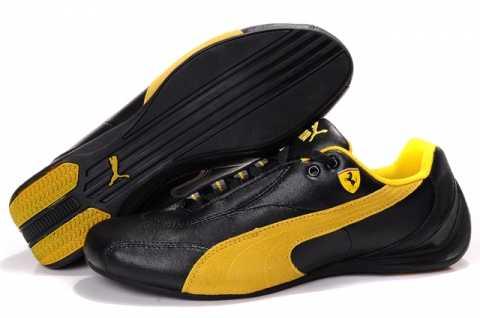 chaussure Chaussure Homme Blanche Puma Basse TlFc1KJ