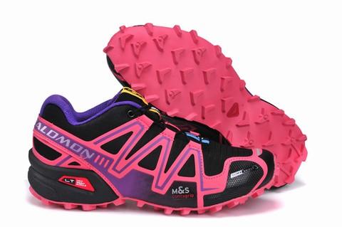 De Trail Salomon salomon Gtx Femme Running Chaussures Neon hQrBCtsdx