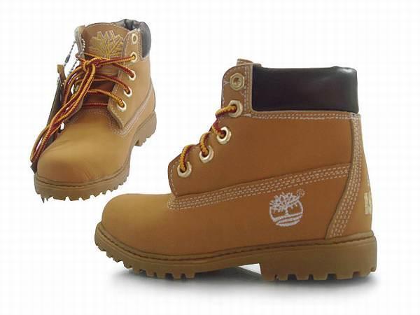 femme Inch Smooth Botte Tb 7522y2 Enfant Blanc Boots Timberland qwUwZ1