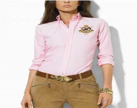 4ae24053bbf22 chemise polo ralph lauren slim fit