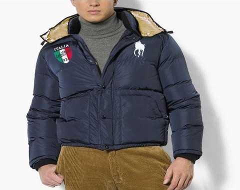 0326737451f27 doudoune polo jeans ralph lauren