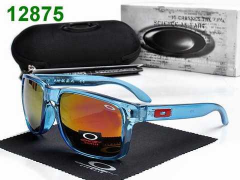 lunettes de soleil oakley avec correction